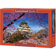 "Пазлы ""Весна   "", 500 деталей, Castorland"
