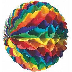 Украшение-шарик, 28 см, блистер Herlitz