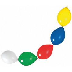 Гирлянда из шаров, 12 шт Herlitz