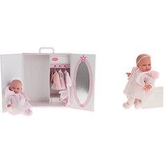 Кукла Лория в розовом, 34 см, Munecas Antonio Juan