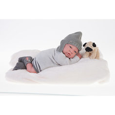 Кукла Реборн младенец Игнасио , 40см, Munecas Antonio Juan
