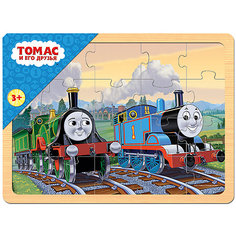 """Игра из дерева """"Томас и его друзья"""", Step Puzzle Степ Пазл"""