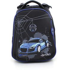 Рюкзак школьный Hummingbird Машина, паук без наполнения