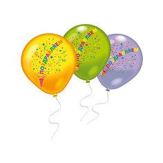 """8 шариков """"Поздравляем"""" Everts"""