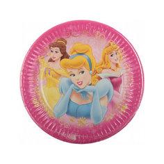 Тарелки «Красивые Принцессы» Procos