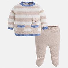 Комплект: свитер и ползунки для мальчика Mayoral