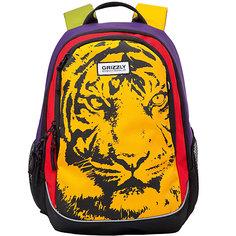 Рюкзак Grizzly, тигр