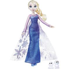 Модные куклы Анна или Эльза с другом, Северное сияние, Hasbro