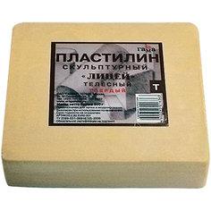 Пластилин скульптурный ТЕЛЕСНЫЙ Т 0.5кг Гамма Gamma