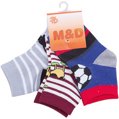Носки M&D для мальчика M&D