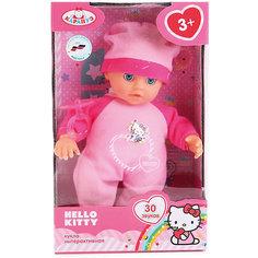 "Пупс Карапуз ""Hello Kitty"", озвученный, мягкое тело, 20 см"