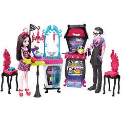 """Игровой набор Monster High """"Семья Дракулауры"""" из серии """"Семья Монстриков"""" Mattel"""