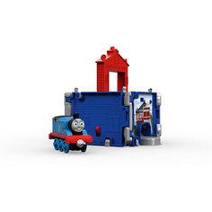 """Переносной набор Томас и его друзья """"Куб"""" Томас в спасательном центре, Mattel"""
