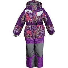 "Комплект: куртка и полукомбинезон ""Алиса"" OLDOS для девочки"