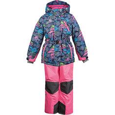 """Комплект: куртка и полукомбинезон """"Софи"""" OLDOS для девочки"""