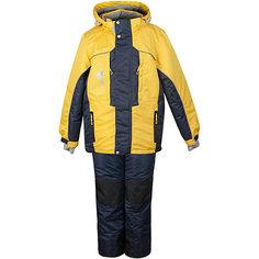 """Комплект: куртка и полукомбинезон """"Дамир"""" OLDOS для мальчика"""