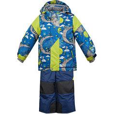 """Комплект: куртка и полукомбинезон """"Нильс"""" OLDOS для мальчика"""