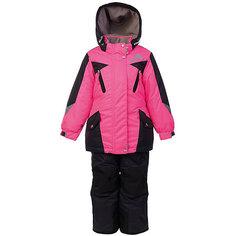 """Комплект: куртка и полукомбинезон """"Авелина"""" OLDOS для девочки"""