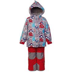 """Комплект: куртка и полукомбинезон """"Нелли"""" OLDOS для девочки"""