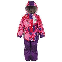 """Комплект: куртка и полукомбинезон """"Лора"""" OLDOS для девочки"""