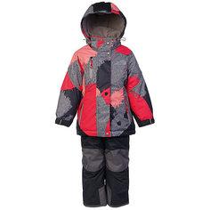 """Комплект: куртка и полукомбинезон """"Ава"""" OLDOS для девочки"""