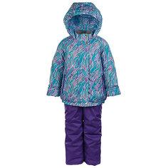 """Комплект: куртка и полукомбинезон """"Адела"""" OLDOS для девочки"""