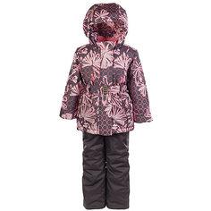 """Комплект: куртка и полукомбинезон """"Альфа"""" OLDOS для девочки"""