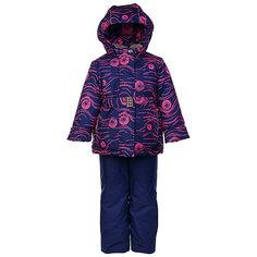 """Комплект: куртка и полукомбинезон """"Наума"""" OLDOS для девочки"""