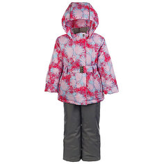 """Комплект: куртка и полукомбинезон """"Николь"""" OLDOS для девочки"""