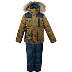 """Комплект: куртка и полукомбинезон """"Арсен"""" OLDOS для мальчика"""