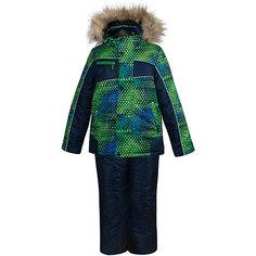 """Комплект: куртка и полукомбинезон """"Оскар"""" OLDOS для мальчика"""