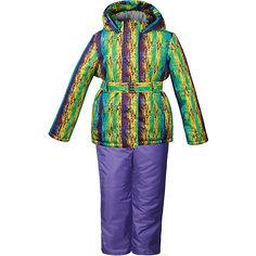 """Комплект: куртка и полукомбинезон """"Вероника"""" OLDOS для девочки"""