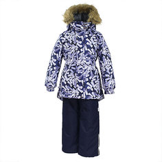 Комплект: куртка и брюки RENELY 1 Huppa для девочки