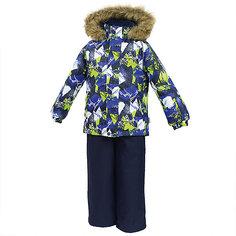 Комплект: куртка и брюки WINTER Huppa