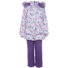 Комплект: куртка и полукомбенизон Белла Batik для девочки Батик