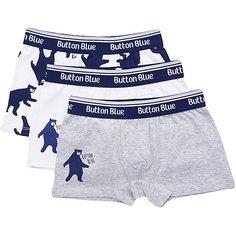 Трусы-боксеры Button Blue для мальчика