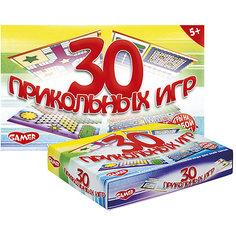 """Настольная игра """"30 Прикольных игр"""" Dream makers"""