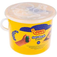 Тесто для лепки 4 цвета*50г + аксессуары JOVI