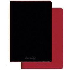 Записная книга 2 в 1 Феникс+, черно-красный