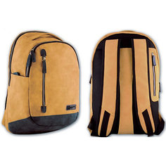 Рюкзак молодежный Феникс+, оранжевый