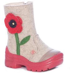 Валенки Аленький цветочек Филипок для девочки