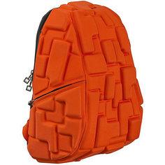 "Рюкзак ""Blok Full"", цвет Pass the OJ ( оранжевый) Mad Pax"