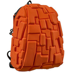 "Рюкзак ""Blok Half"", цвет Pass the OJ ( оранжевый) Mad Pax"