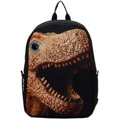 """Рюкзак """"Dino with 3D eye"""", цвет черный Mojo PAX"""