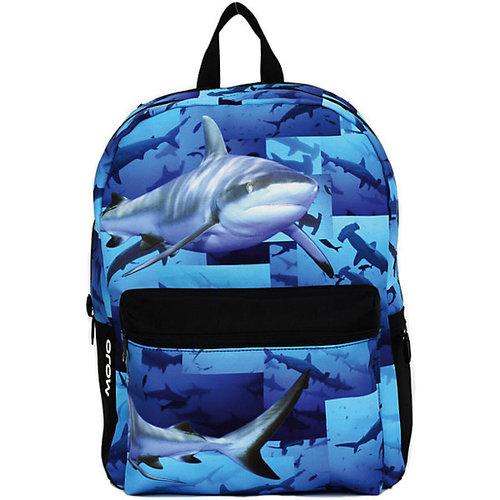 """Рюкзак """"Sharks"""", цвет (черный/мульти)"""