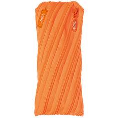 Пенал-сумочка NEON POUCH, цвет оранжевый Zipit