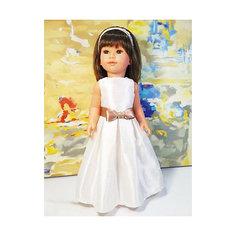 Кукла Vestida de Azul Корал брюнетка, первое причастие