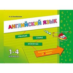 Английский язык 1-4 классы, Зиновьева Л.А. Fenix