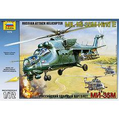 """Сборная модель Звезда """"Вертолет Ми-35М"""", 1:72"""