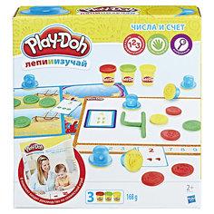 "Набор пластилина Hasbro Play-Doh ""Цифры и числа"""